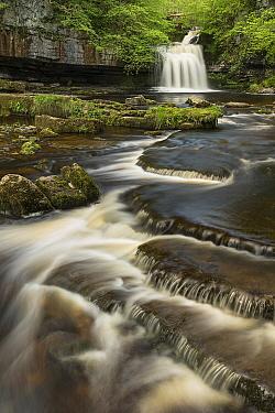 West Burton Falls, Yorkshire Dales National Park, England