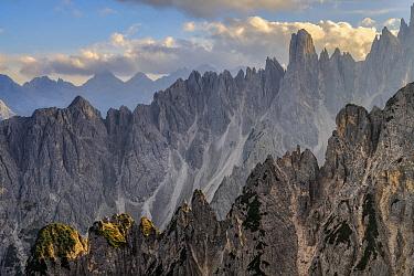 Cadini de Misurina, Three Peaks Nature Park, Dolomites, Tyrol, Italy, UNESCO World Heritage Site
