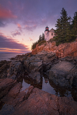 Lighthouse, Bass Harbor, Acadia National Park, Maine