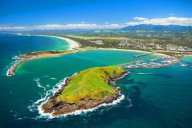 Harbor, Coffs Harbor, Solitary Islands Marine Park, New South Wales, Australia