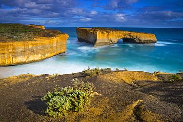 Rock arch, London Bridge, Port Campbell National Park, Victoria, Australia