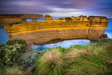 Limestone rock formation, Port Campbell National Park, Victoria, Australia