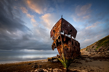 Shipwreck of HMQS Gayundah, Queensland, Australia