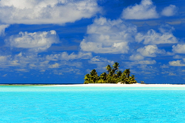 Tropical island, Keeling Islands, Australia
