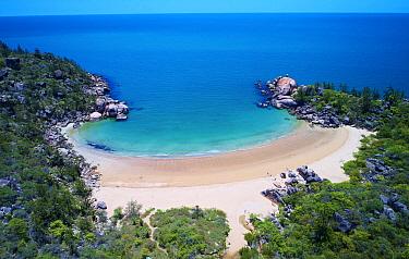 Tropical beach, Balding Bay, Magnetic Island, Queensland, Australia