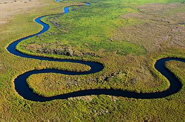 Okavango River, Okavango Delta, Botswana