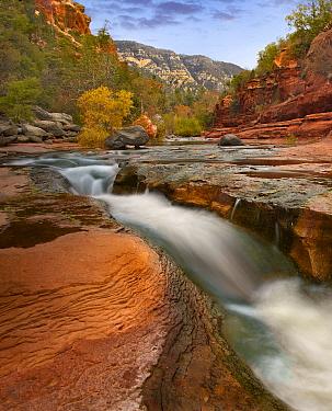 Oak Creek, Slide Rock State Park, Sedona, Arizona