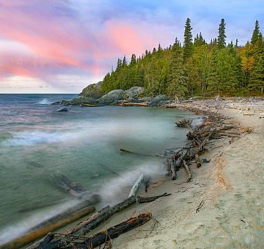 Horseshoe Bay, Pukaskwa National Park, Ontario, Canada
