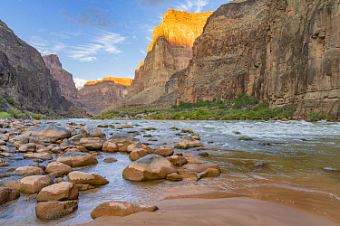 River, Lava Rapids, Colorado River, Grand Canyon National Park, Arizona