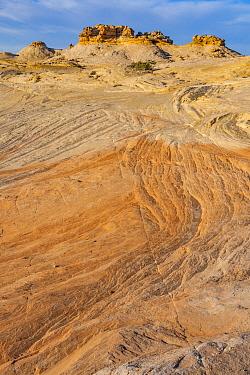 Sandstone rock formations, Canyonlands National Park, Utah