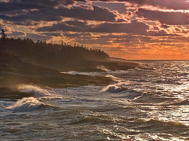 Coast, Bay of Fundy, Nova Scotia, Canada