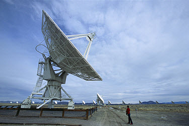 Very large array National Radio Astronomy Observatory, U.S. Highway 60, New Mexico  -  Matthias Breiter
