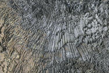Basalt formation of Hijodaklettar, northeast Iceland  -  Cyril Ruoso