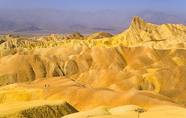 Badlands, Zabriskie Point, Death Valley National Park, California