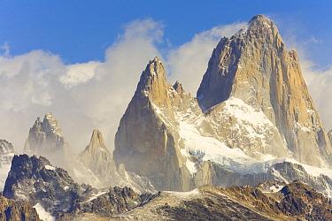 Fitzroy Massif, Los Glaciares National Park, Patagonia, Argentina