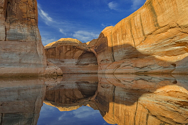Clear Creek Canyon, Escalante River, Lake Powell, Glen Canyon National Recreation Area, Utah
