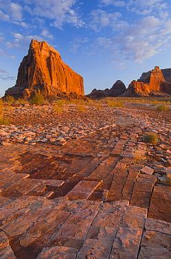 Dominguez Butte, Lake Powell, Glen Canyon National Recreation Area, Utah