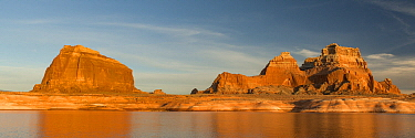 Padres Butte, Lake Powell, Glen Canyon National Recreation Area, Utah