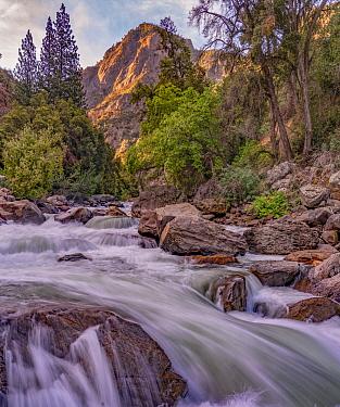 South Fork Kings River, Kings Canyon National Park, Sierra Nevada, California