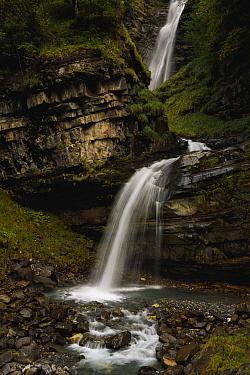 Waterfalls, Diesbachfall, Glarus, Switzerland