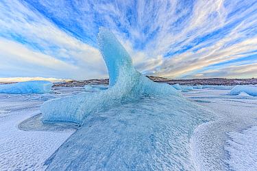 Iceberg, Fjallsarlon, Iceland