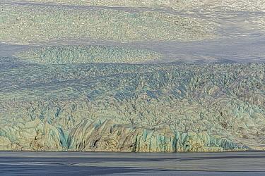 Glacier, Fjallsarlon, Iceland