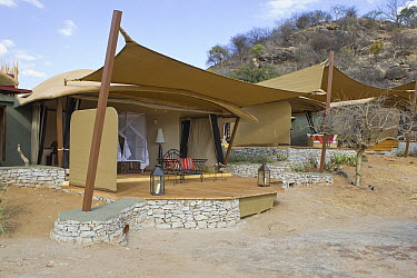 Saruni Lodge, Kalama Wildlife Conservancy, Kenya  -  Suzi Eszterhas