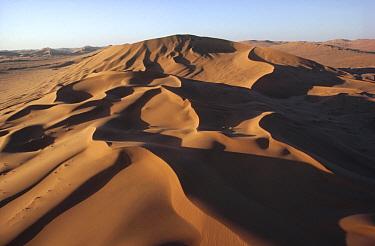 Aerial view of Namib Desert sand dunes, Namibia  -  Jim Brandenburg