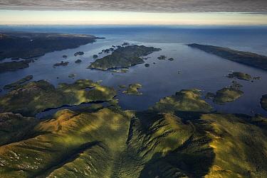 Anchor Island and Dusky Sound, New Zealand  -  Stephen Belcher