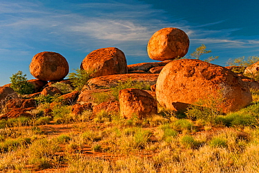 Devils Marbles, Devils Marbles Conservation Reserve, Northern Territory, Australia, June 2010