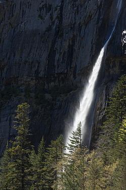 Bujaruelo Waterfall, Ordesa National Park, Huesca, Pyrenees, Spain, May 2013.
