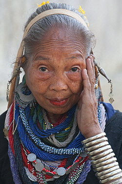 Woman of Riang tribe. Tripura, India, March 2012.No release available.