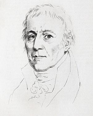 Portrait of Jean Baptiste Lamarck (1 August 1744 - 18 December 1829) Lamarck was a french pre-Darwinian advocate of evolution (transmutation) and an influential invertebrate taxonomist.