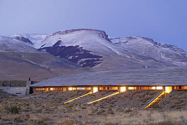 Tierra Patagonia Hotel & Spa, Patagonia, Puerto Natales, Chile.