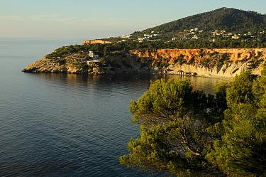 Coast of Ibiza, Biodiversity and Culture UNESCO World Heritage Site, Ibiza, Spain, February 2008.