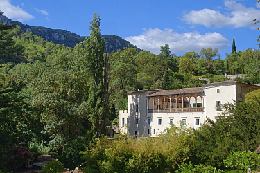 La Granja mansion, a museum of Mallorca's traditions and history, Esporles, Mallorca, August 2018.