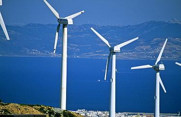 Wind generators/ turbines, Spain
