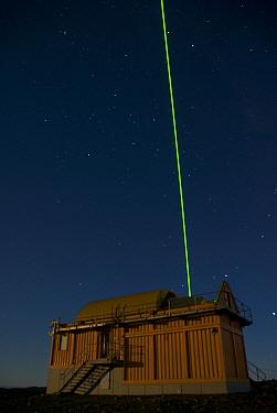 LIDAR Building, making atmospheric observations using laser, Davis Station, Antarctica March 2007