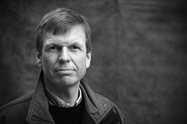 Photographer Pal Hermansen portrait, Norway, 2010