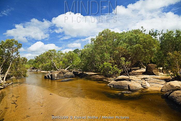 Archer River, Cape York Peninsula, North Queensland, Queensland, Australia  -  Konrad Wothe