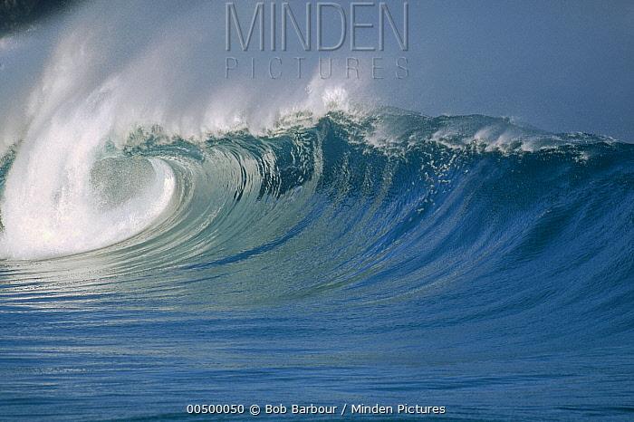 Waves, Waimea, Hawaii  -  Bob Barbour
