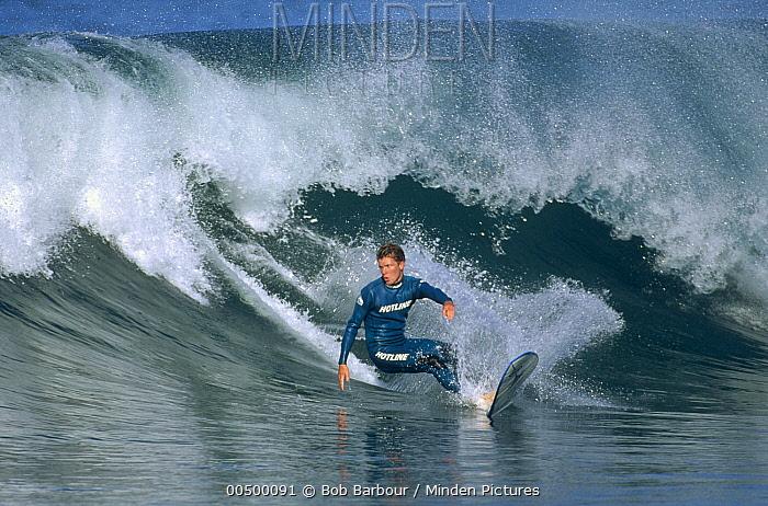 Matt Taner, Monterey Bay, California  -  Bob Barbour