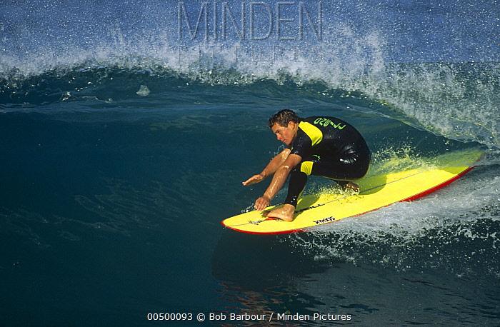 Jay Moriarity, Monterey Bay, California  -  Bob Barbour