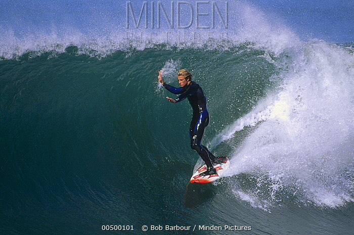 Julian Sekon, central coast, California  -  Bob Barbour