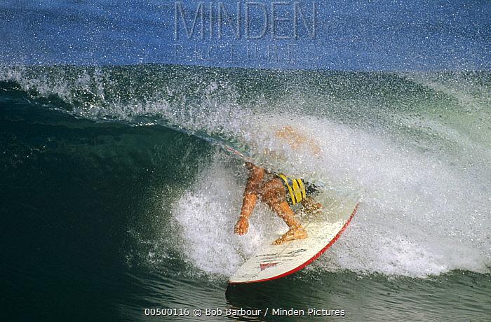 Jay Moriarity, September 1996, central coast, California  -  Bob Barbour