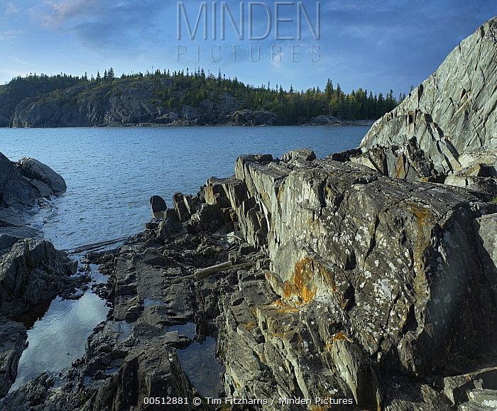 Horseshoe Bay, Pukaskwa National Park, Ontario, Canada  -  Tim Fitzharris