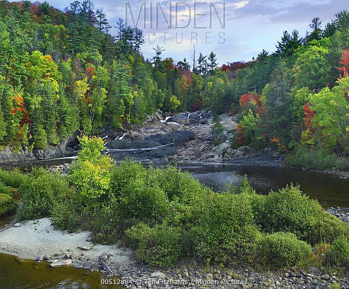 Chippewa River, Ontario, Canada  -  Tim Fitzharris