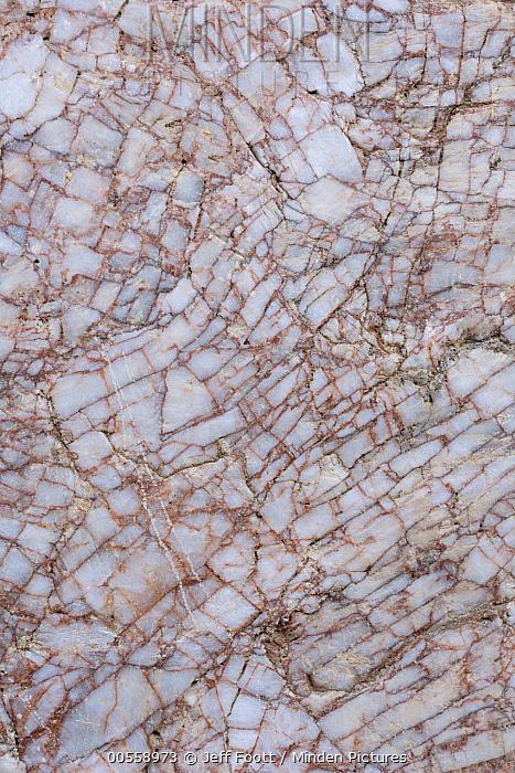 Rock pattern, Death Valley National Park, California