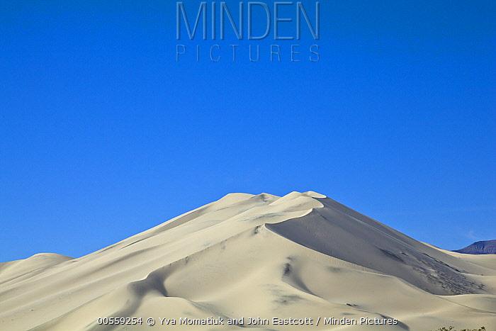 Sand dunes, Death Valley National Park, California
