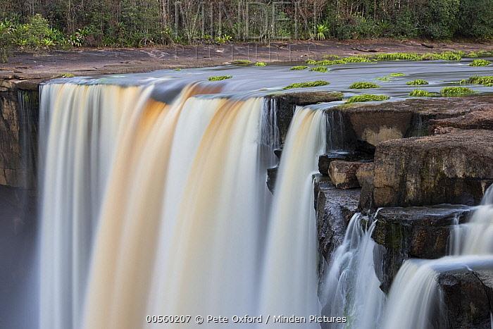 Kaieteur Falls, Potaro River, Kaieteur National Park, Guyana